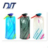Reliable Safety Cool Fashion Bottle Mouth Plastic Folding Bag Gift