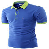 Cotton Plain Blank Polo Shirt
