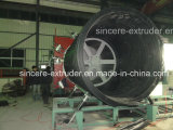 Extruder Machine for HDPE Drainage Pipe Diameter 200-2400mm