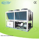 Air Cooled Heat Pump Within Heat Recovery