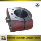 High Quality 66 in Trunnion Saddle Grey Iron Casting