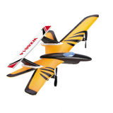 Newest Carbon Fiber Battery RC Airplane-A001