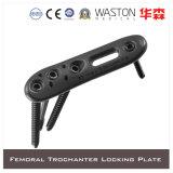 Titanium Femoral Trochanter Locking Plate