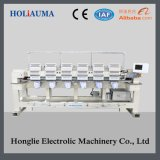 Touch Screen High Speed Tubular 6 Head Computer Embroidery Machine Price