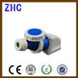 European Standard 32A 220V 2p+E IP44 Waterproof Plug