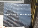 High Glossy, Flexible, 3k High Strength Carbon Fabric Sheet, Panel