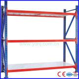 Heavy Duty Warehouse Metal Shelf Storage System 4 Layers