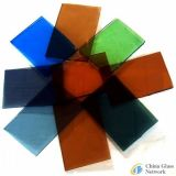 ISO&CE, 4-12mm Blue, Green, Grey, Bronze, Tinted Float Glass