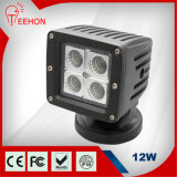 Waterproof 12W CREE LED Work Flood Light 24V 12 Volt Super Bright LED Driving Light