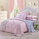 100% Cotton Twill Korean Fashionable Thicken Sanding Bedding Set