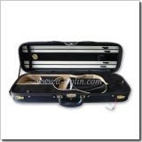 Oblong Deluxe 4/4 Violin Case Hard Shaped (CSV1063)