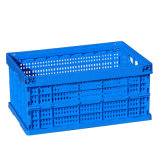 Plastic Collapsible Folding Crates Without Lids