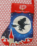 Custom Printing Seasoning Gift Polyster Christmas Socks