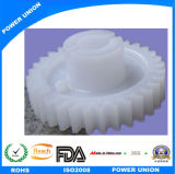 Nylon PA66 Plastic Injection Transmission Gear