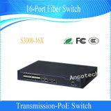 Dahua 16-Port 100Mbps SFP Fiber Switch (S3000-16X)