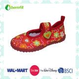 Colorful Upper Design, TPR Sole, Aqua Shoes