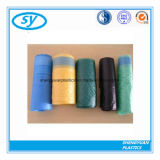 HDPE Heavy Duty Drawstring Garbage Bag for Kitchen