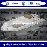 New Speed480A Boat for Fishing & Sport