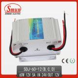 60W 24VDC-12VDC DC Converter Boost Power Converter