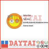Chna Factory Price Gjfjv 2 Core Indoor FTTH Drop Cable