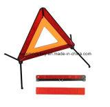 Foldable Roadway Warning Triangle A002