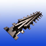 TB 1163 Alloy Steel Rail Frog