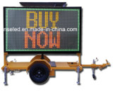 South Africa Standards Solar Power Vms LED Traffic Sign