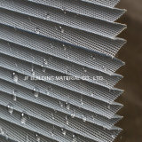 PP Fiberglass Polyester Plisse Insect Screen Mesh
