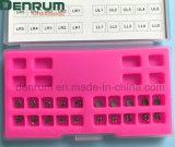 Denrum Manufacture ISO/Ce/FDA Certificated System Monoblock MIM Roth Angela Orthodontic Braces