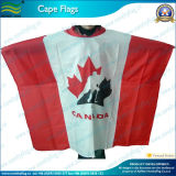 100d Polyester Cape Flags and Body Flags (NF07F02011)