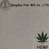 Hemp/Silk Fabric for Coat and Outwear (QF13-0129)