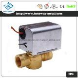 3way 2 Way Motorized Electric Flow Control Valve (HSSM-200)