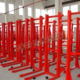 Fabrication Painted Welding Forklift Frame Parts