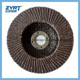 Fused Zirconia Alumina Flap Disc Flap Wheel 100-180mm