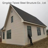 100 Square Meter Prefab House with Stone Steel Tile