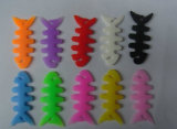 Hot Selling Popular Fish Bone Silicone Bobbin Winder