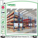 Hevey Duty Long Span Storage Warehouse Pallet Rack Shelving