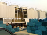 FRP Square Type Counter Flow Cooling Tower (NST-800H/M)