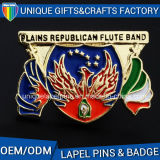Best Nickel Metal Badge for Promotion Gift