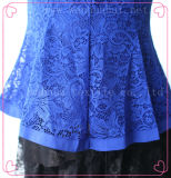New Arrival Hot Lace Embroidery/Embroidry Fabric/White Cotton Embroidery (1239)