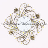 Fashion Iron Metal Decorative Wall Clock (MC-006)