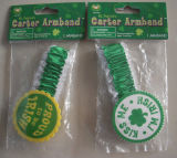St Patrick′s Day Garter Armband (PM019)