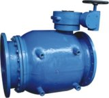 Multi-Functional Axial Plunger Control Valve (GLH342X) Multiple Spraying Holes Type