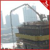 4 Arms Concrete Placing Boom