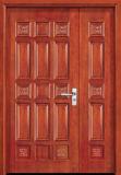Luxury Exterior Wood Door (CL-3050)