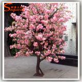 Artificial Flower Blossom Tree Cherry Plastic Flower for Wedding Decoration