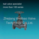 High Pressure Forged A105n Flanged Type Globe Valve
