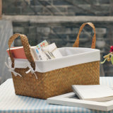 Hot Sell Handmade Straw Basket (BC-S1235)