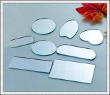 Silver Mirror Mirror with Polished Edges