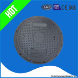 Waterproof Manhole Cover with Rubber Gasket